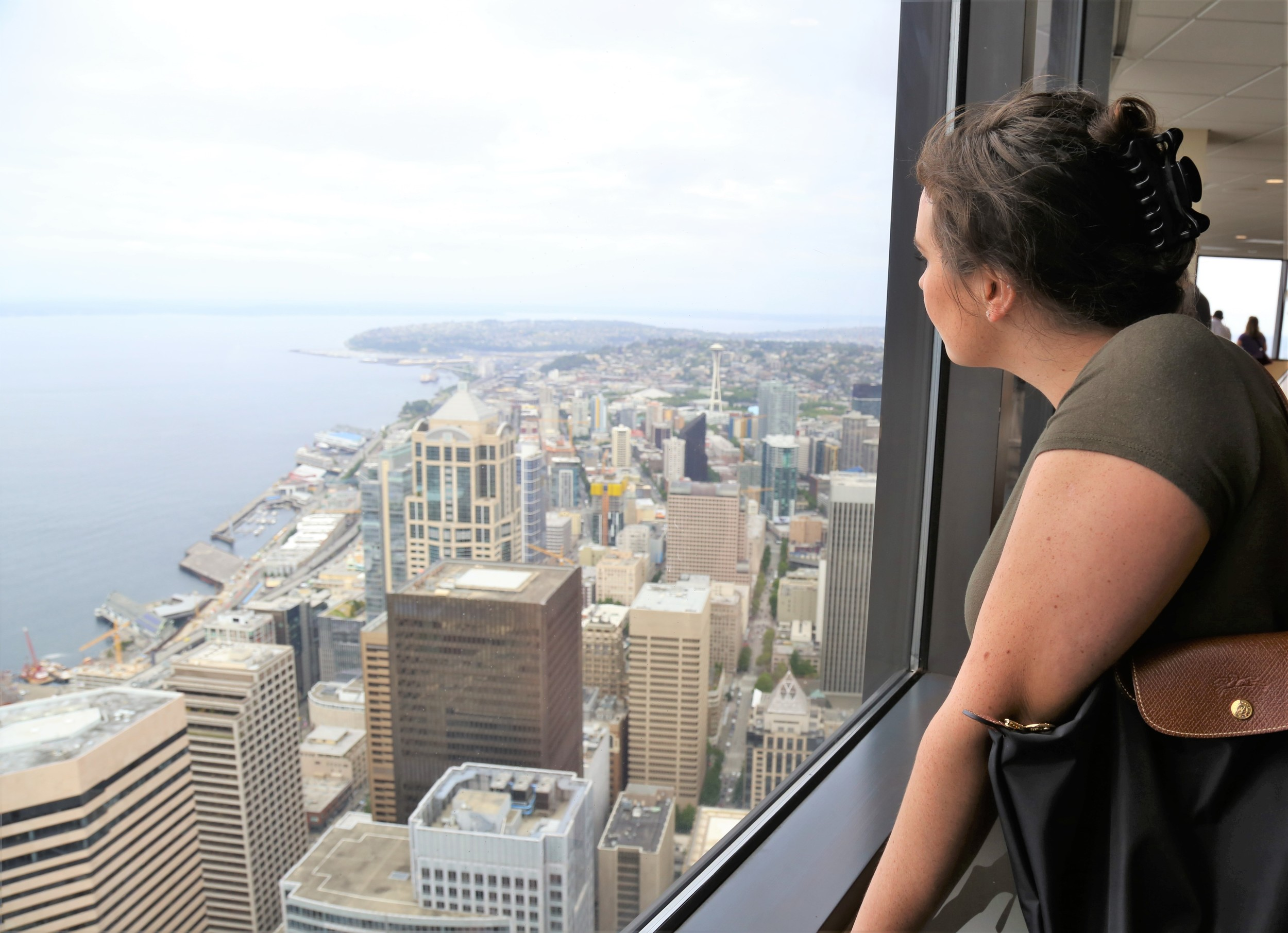 Columbia Center Sky View Observatory — Rain or Shine Guides