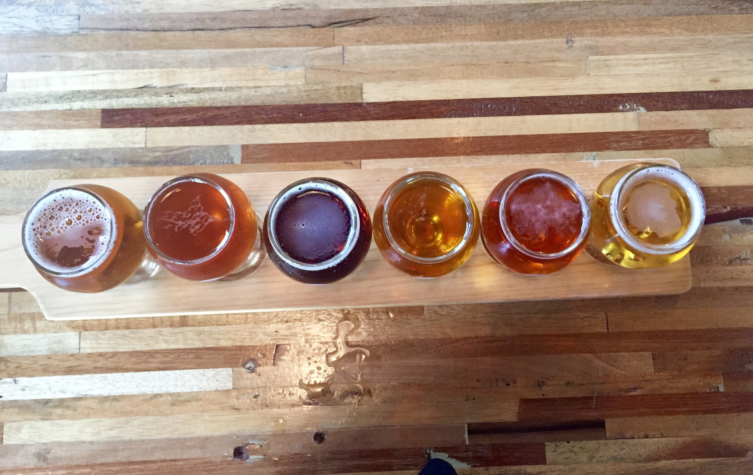 "A ""One of Everything"" sampler at Outer Planet"