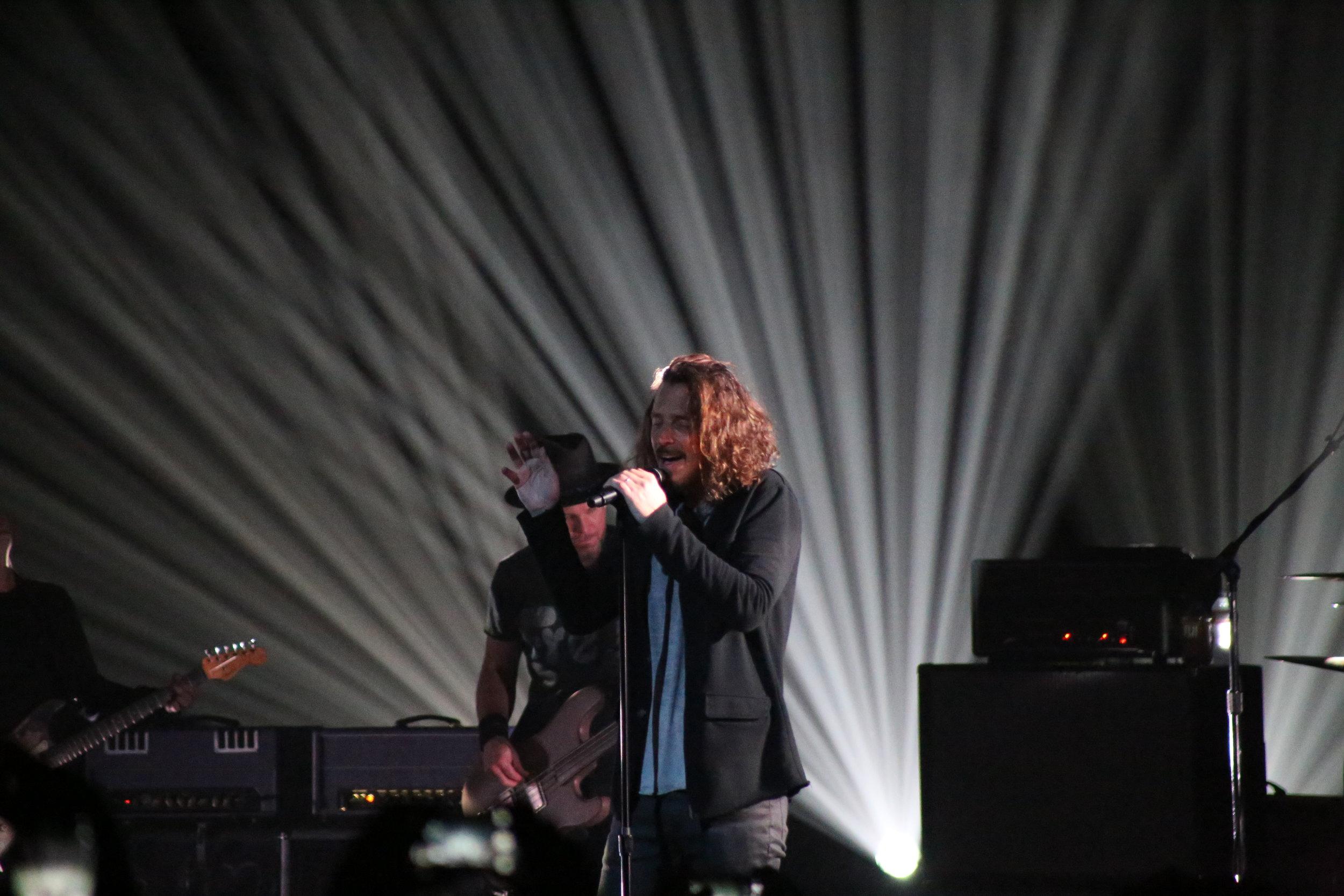 Chris Cornell Temple of the Dog Soundgarden