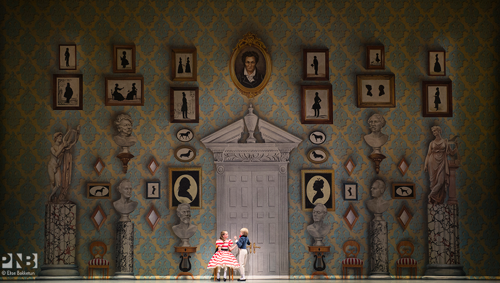 George Balanchine's Nutcracker with the PNW Ballet, Image credit: Pacific Northwest Ballet