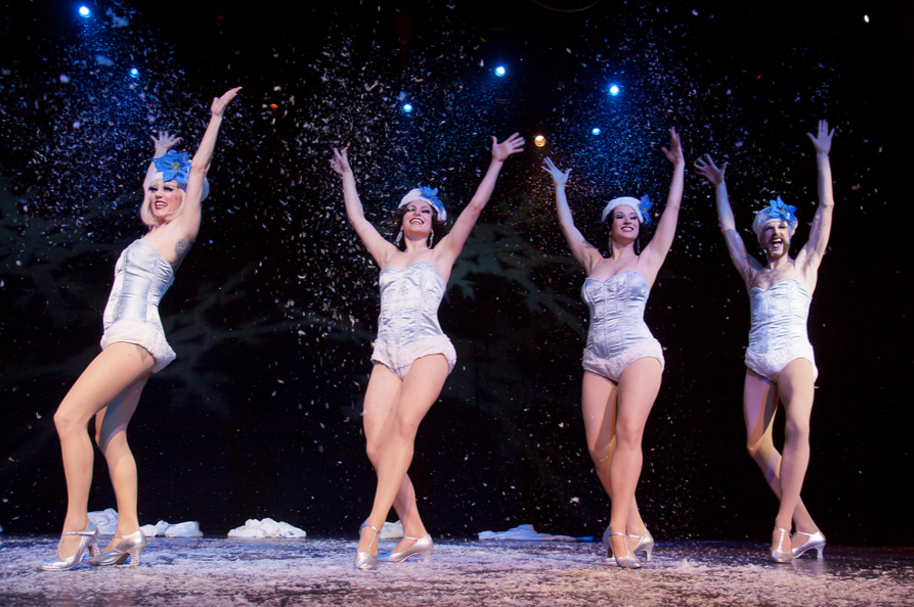 Land of the Sweets: The Burlesque Nutcracker at the Triple Door, Image credit: The Triple Door