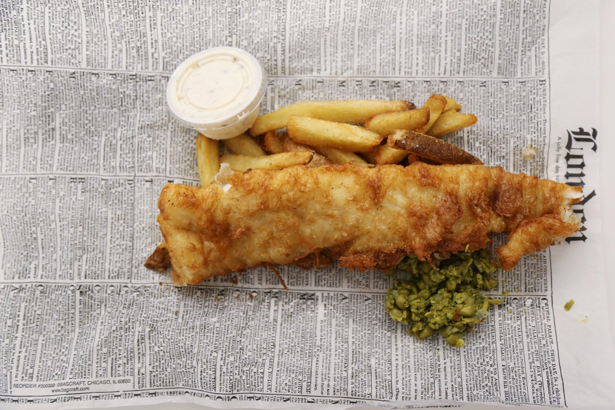 Nosh Fish and Chips