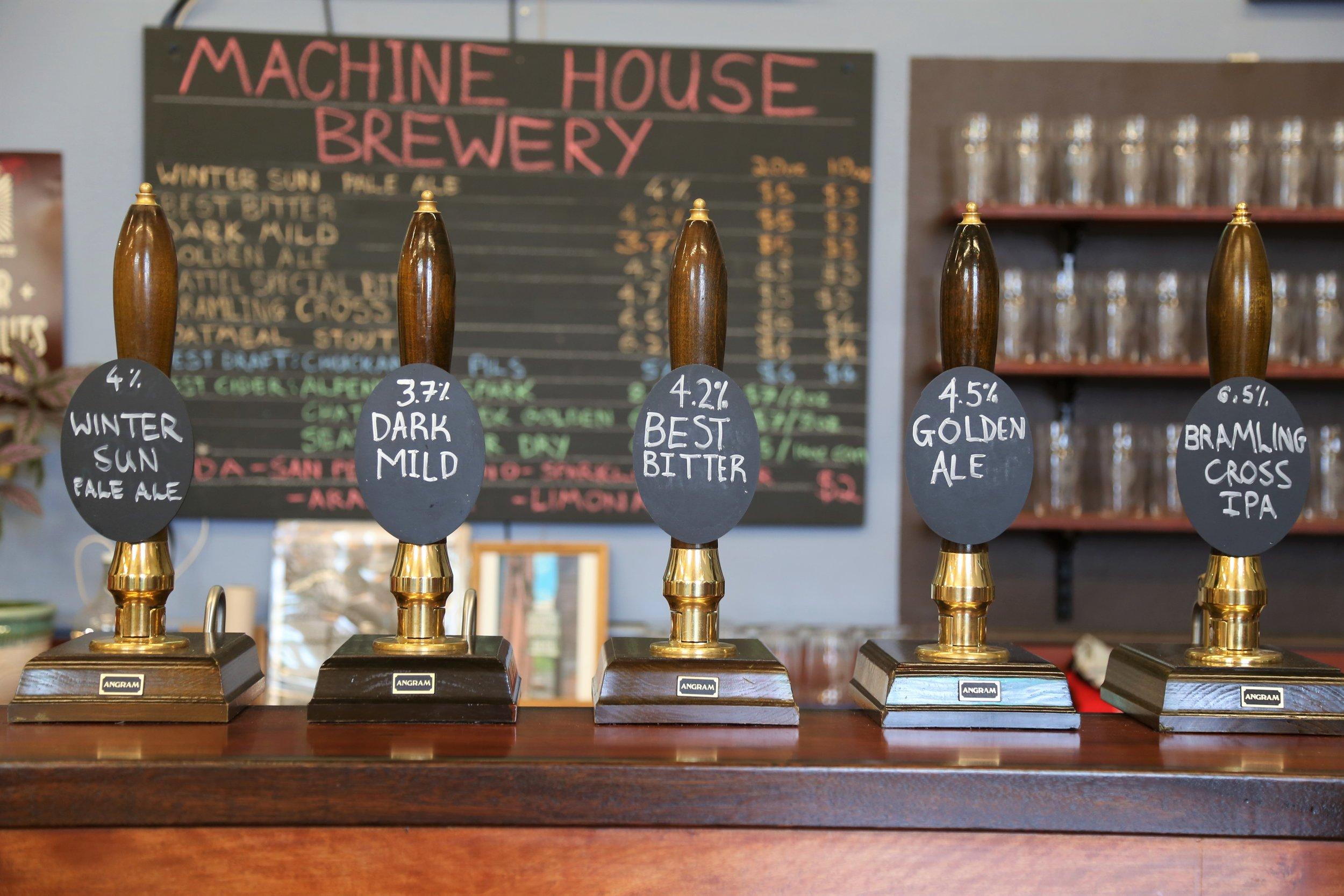 Machine House Brewing