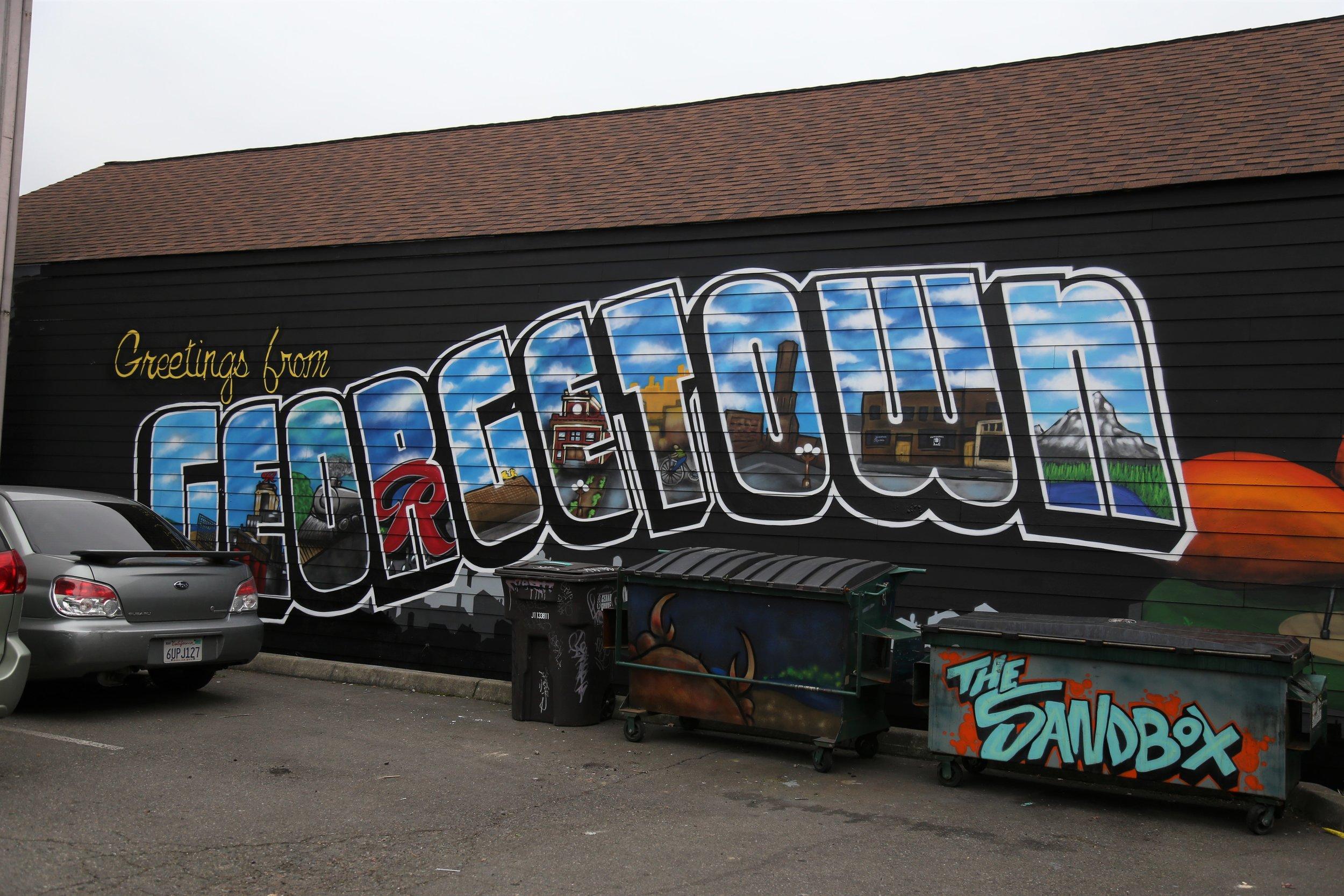 Georgetown Seattle Art