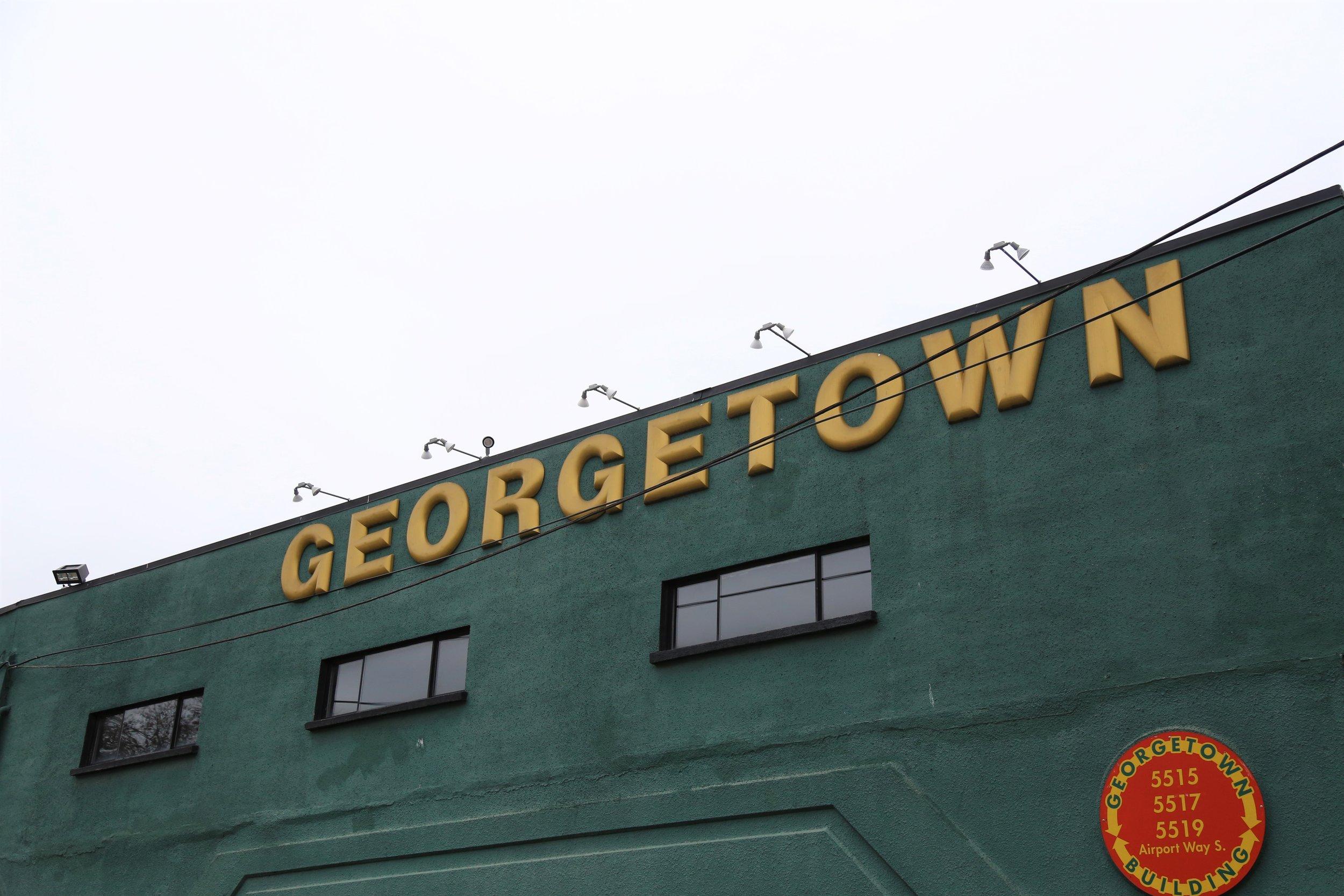 Seattle's Georgetown