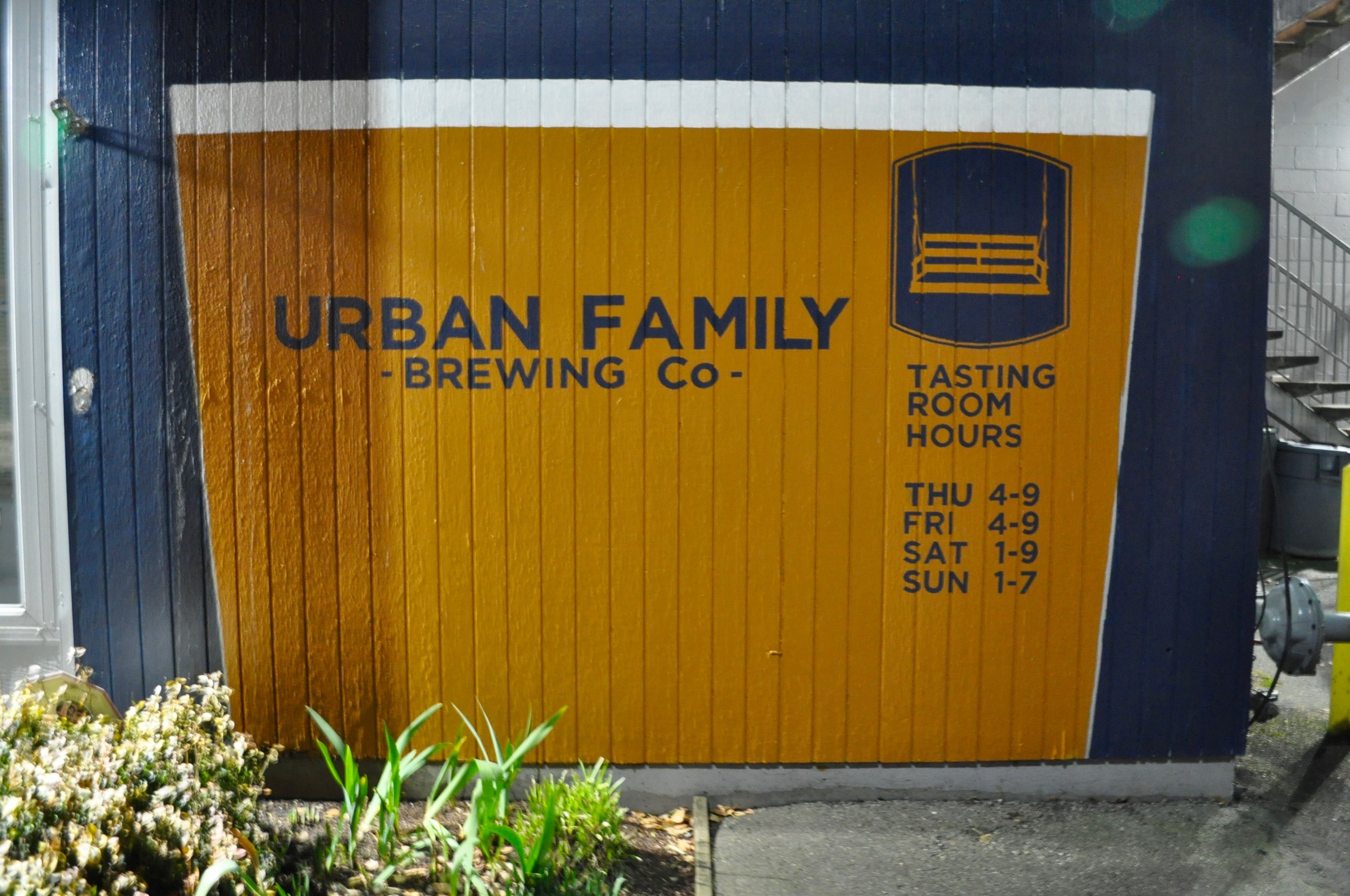 Urban Family, everyone is welcome!