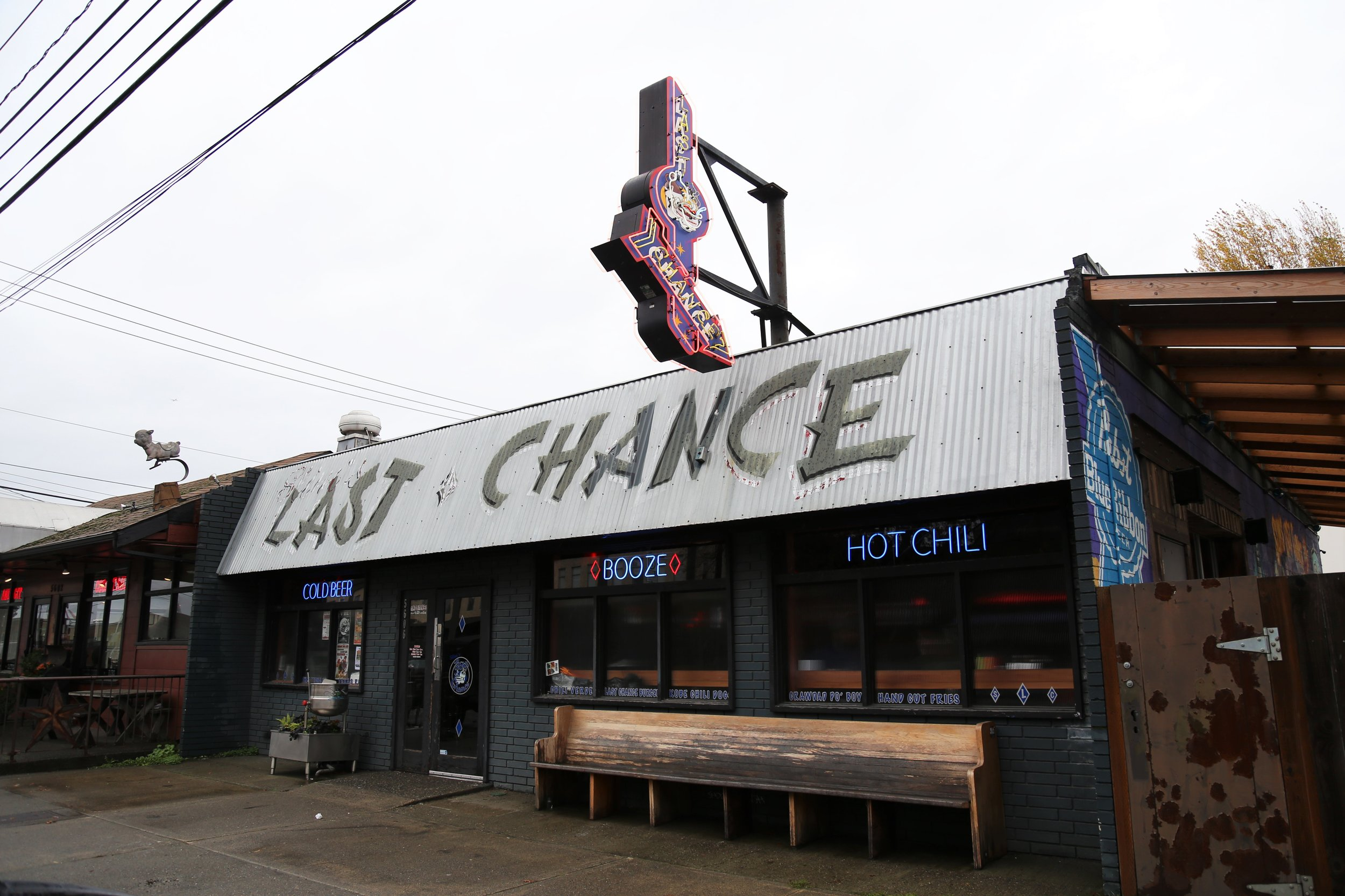 Welcome to Slim's Last Chance