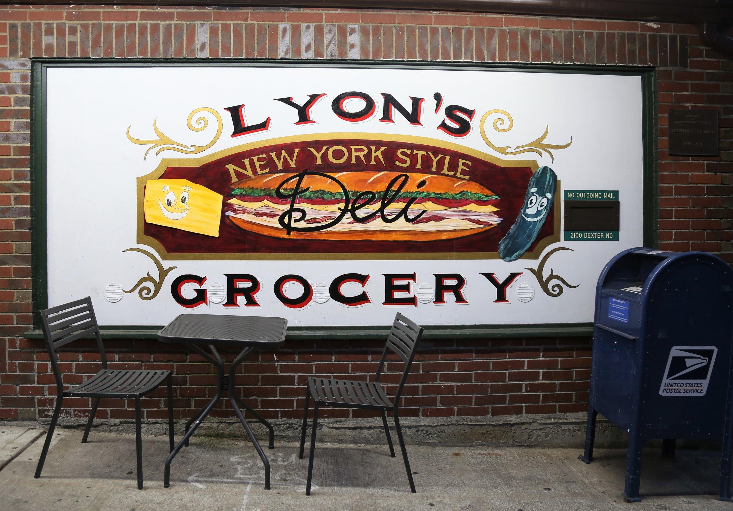 Lyon's Grocery
