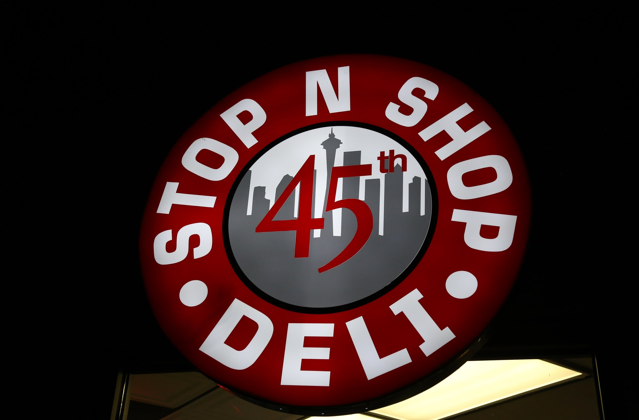 Stop and Shop Deli
