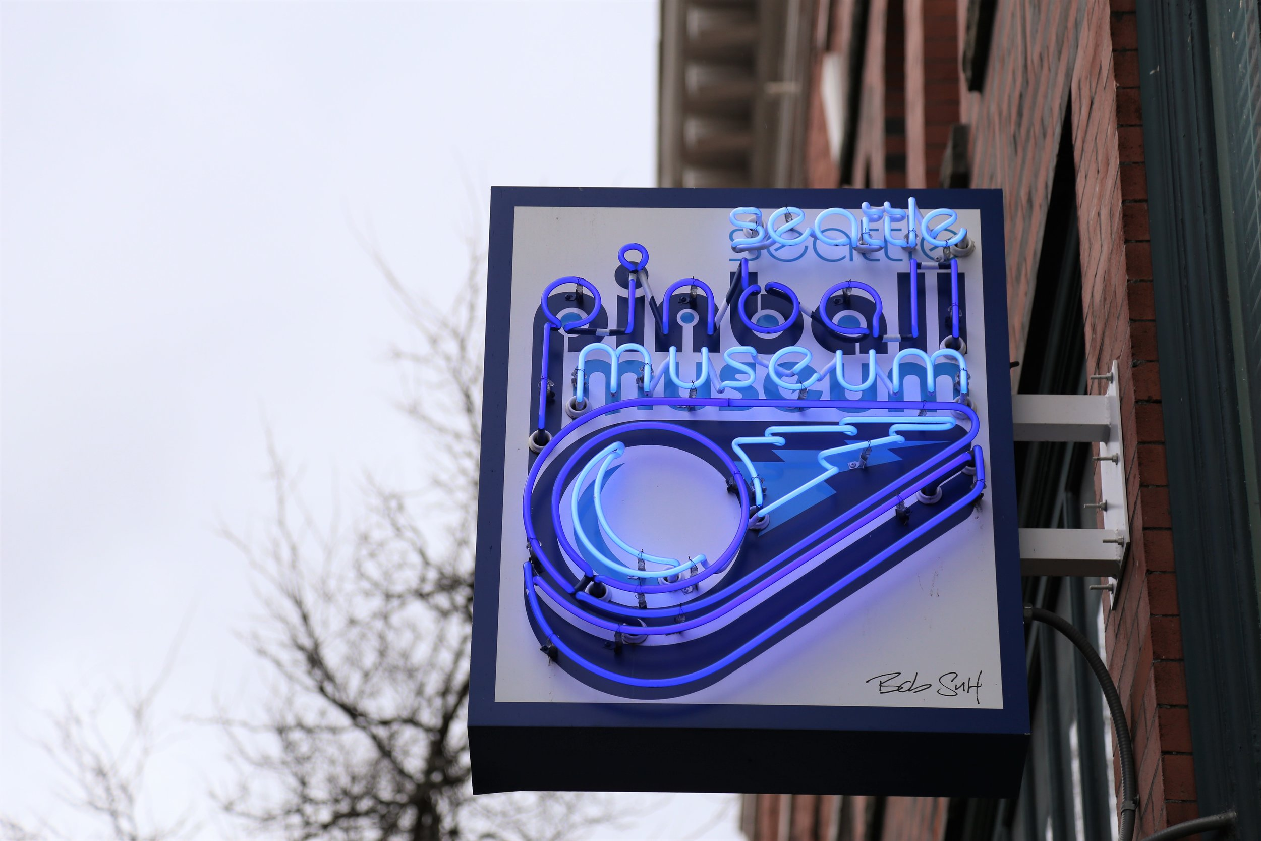 Seattle's Pinball Museum