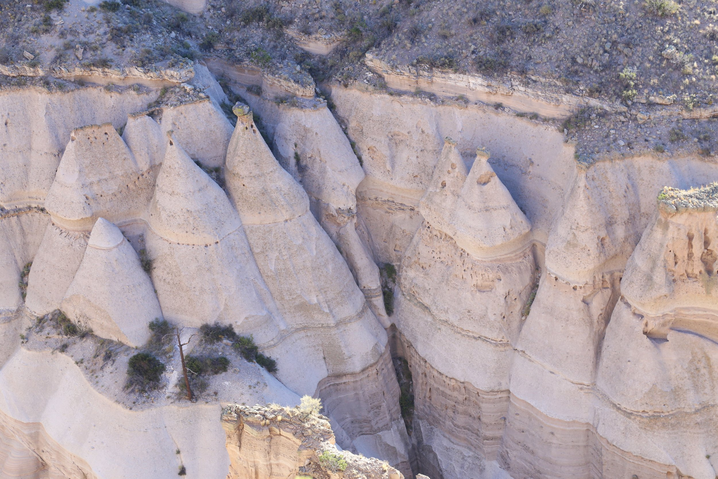 Tent Rocks Santa Fe