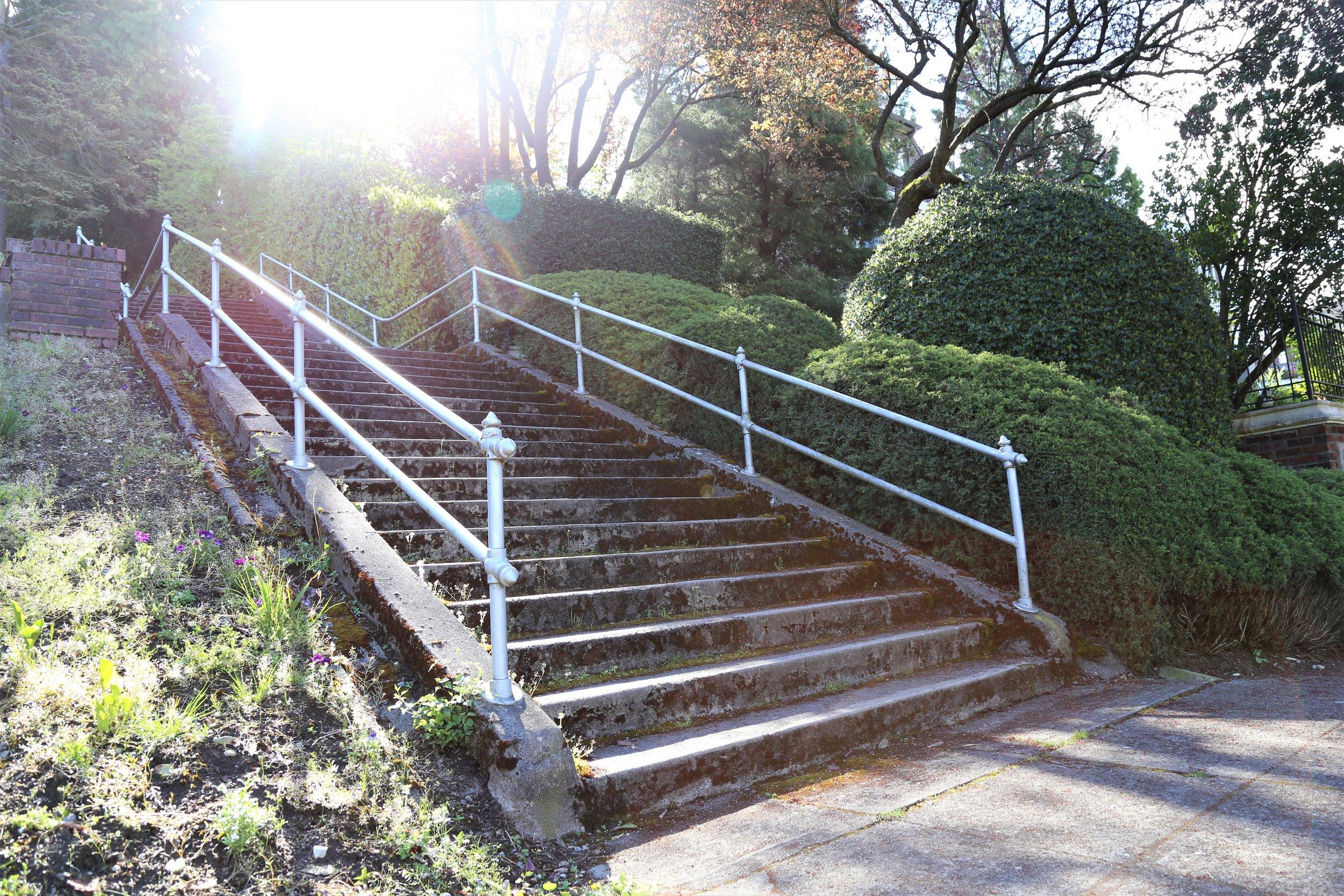 Lee Street Stairs
