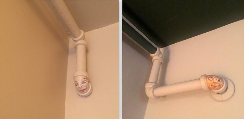 Funny little pipe art.