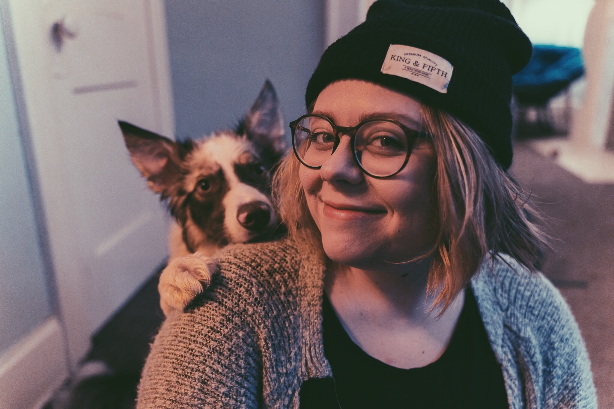 A photo of me and my best friend.