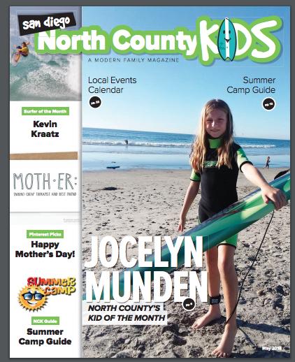 North County Kids May 2018