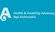 health & disability advocacy
