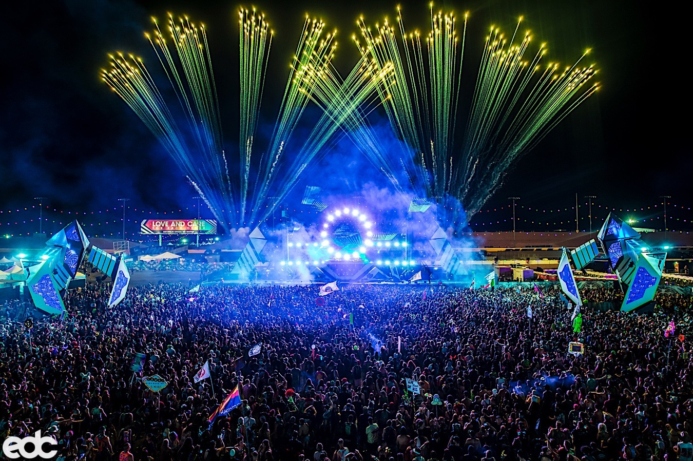 Basspod - Photo Credit: Insomniac Events