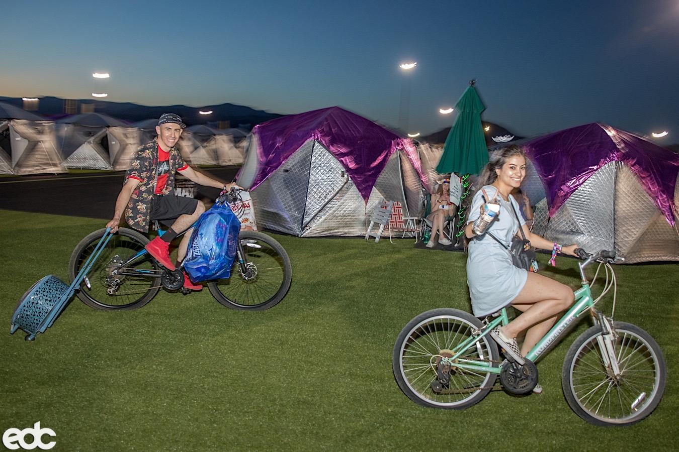 Camp EDC  - Photo Credit: Insomniac Events