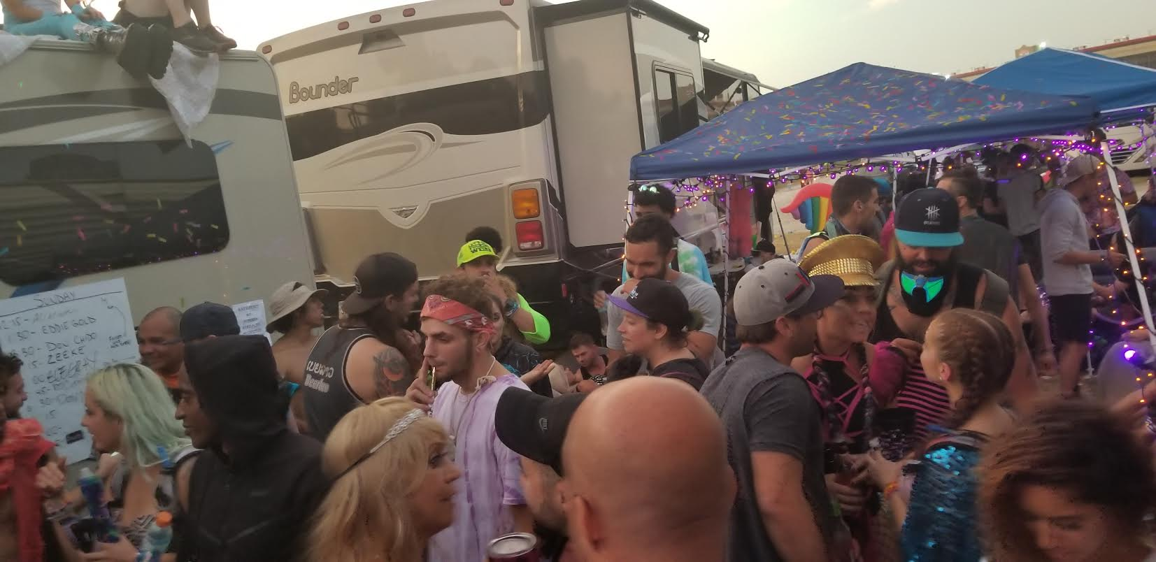 IMF2018: RV Camp After Party