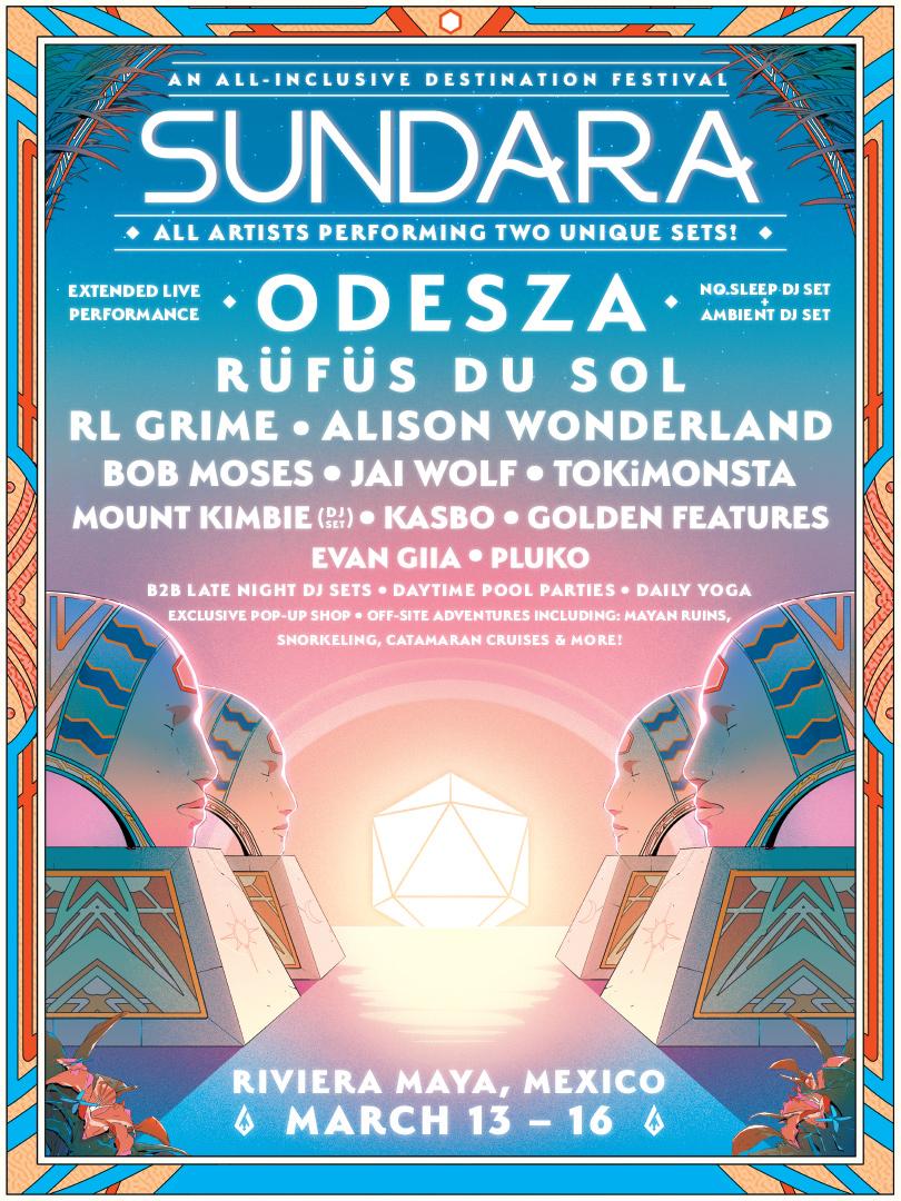Sundara Lineup