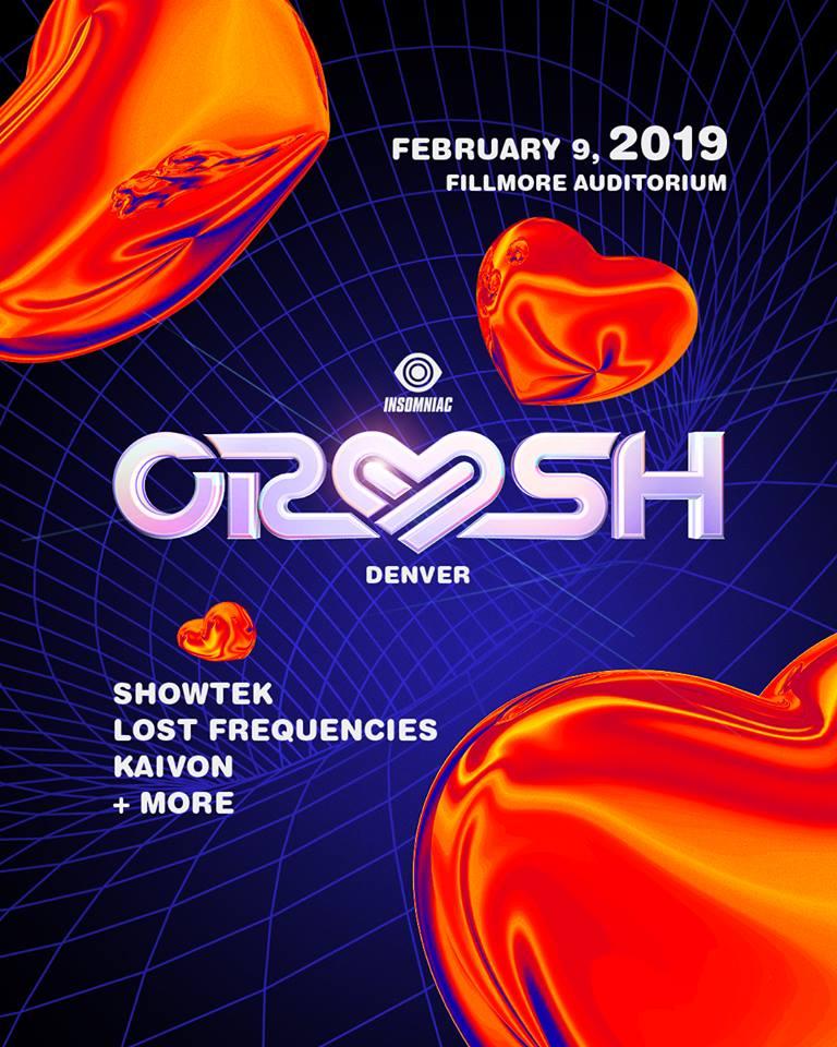 Crush Denver Lineup