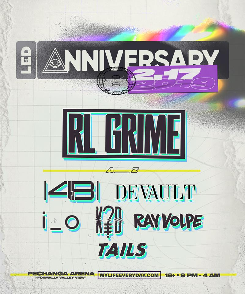LED Anniversary Lineup