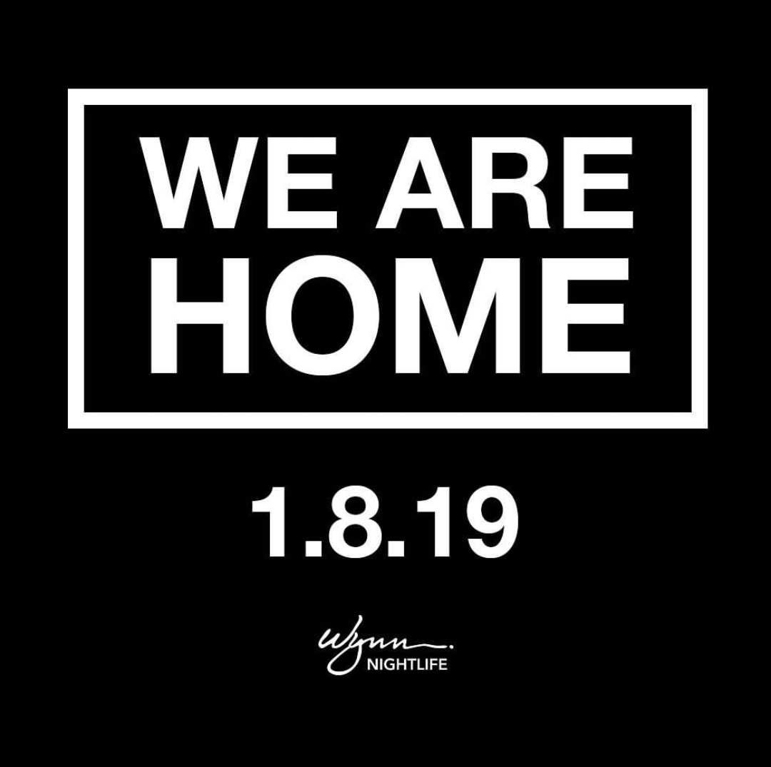 We Are Home 1.8.19