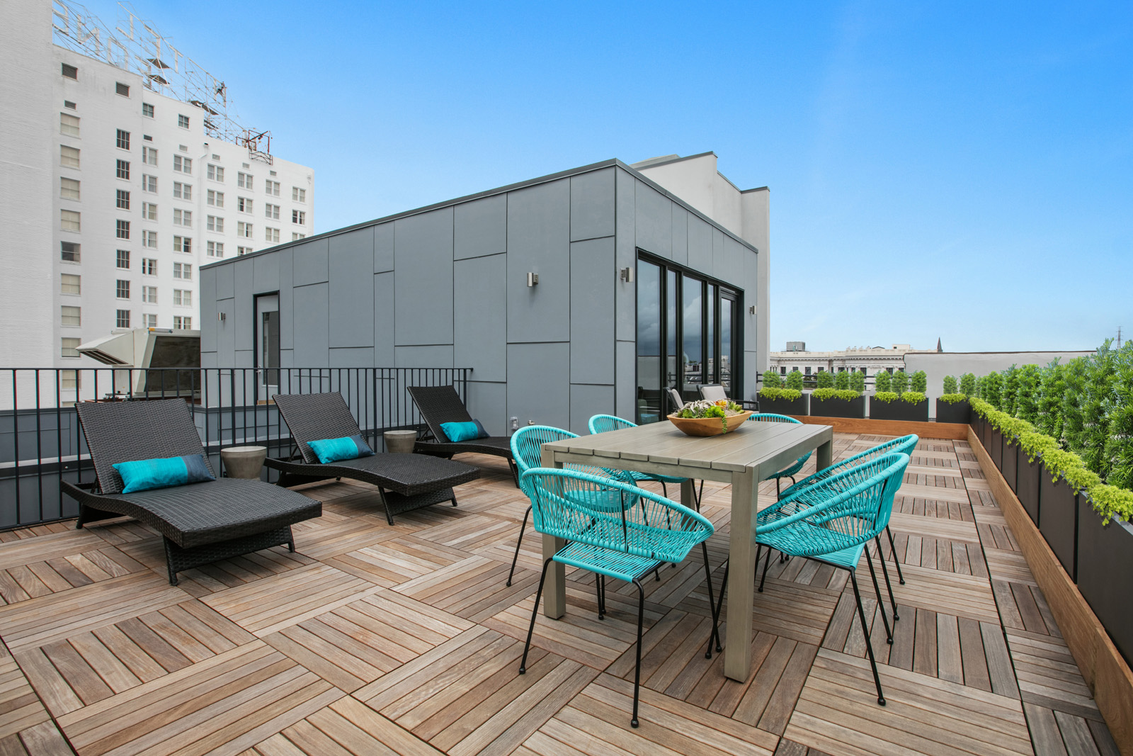 French Quarter Rooftop Apartment