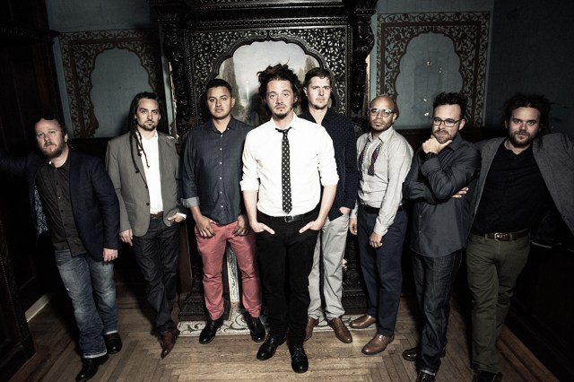 "SOJA's energetic, impassioned live performances have a similar effect. Averaging around 120 shows a year for the last decade, SOJA has toured with acts that include Dave Matthews Band, 311 and Incubus, and engaged a massive international fan base of die-hard followers at festivals that include Bonnaroo, Hangout Festival, Wakarusa, Cali Roots, Summerjam Germany, Woodstock Poland, Personal Festival Argentina, Ziget Festival Hungry and many more. Their live shows offer people a chance to look both inward and outward, and feel part of a global community, particularly since SOJA has headlined shows in over 30 countries. For SOJA, everything is about connection, whether it's with the world around them or within the band. ""Nothing worth doing in life can you do by yourself,"" Jacob notes. ""We're in this together."""