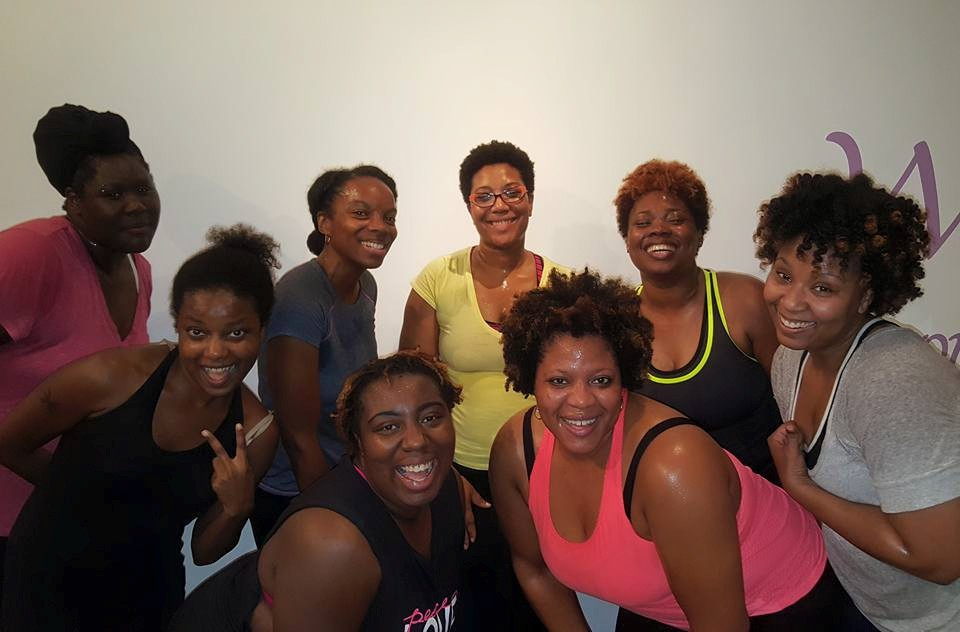 Tamiah B's Wednesday Night Zumba Class