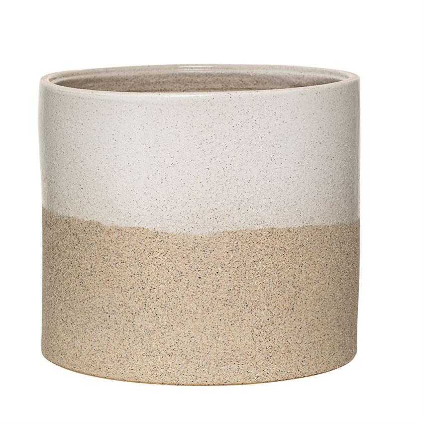 "Natural Stone Pot 4""  8 Available / $2 ea."