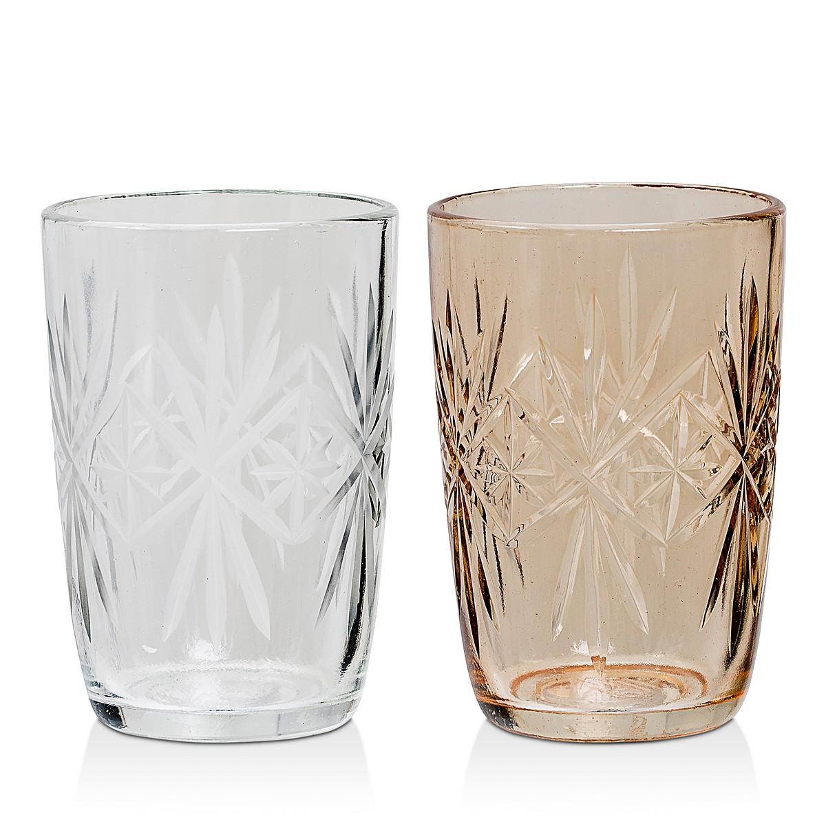 Etched Glass Votives  8 Available / $4 ea.
