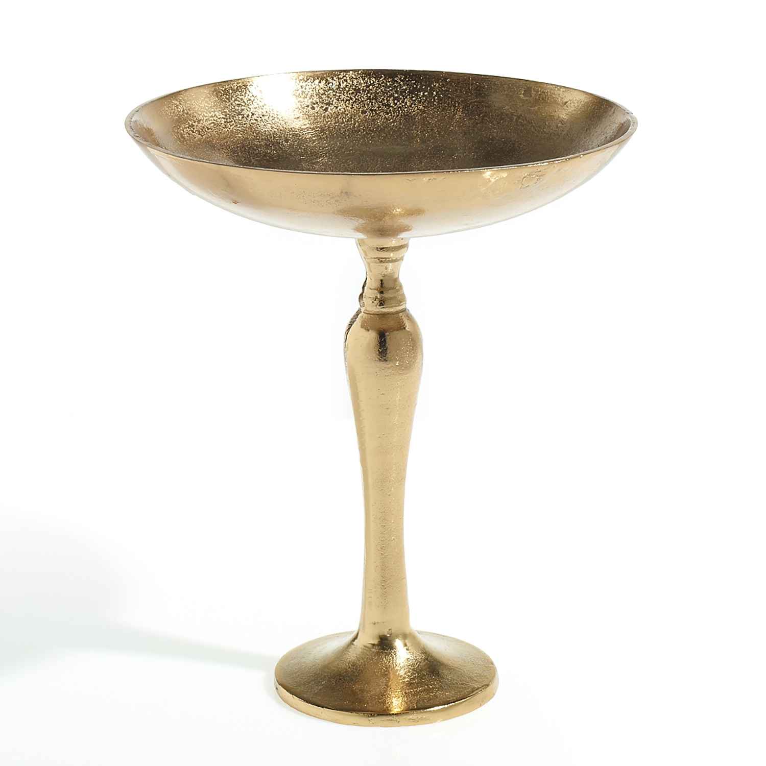 Tall Gold Pedestal  1 Available / $25 ea.