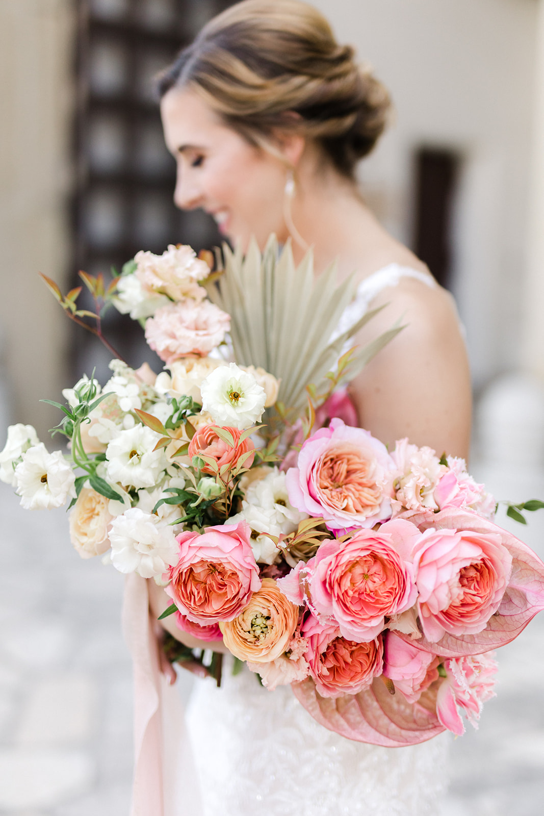Santa Barbara wedding florist Canary Hotel wedding