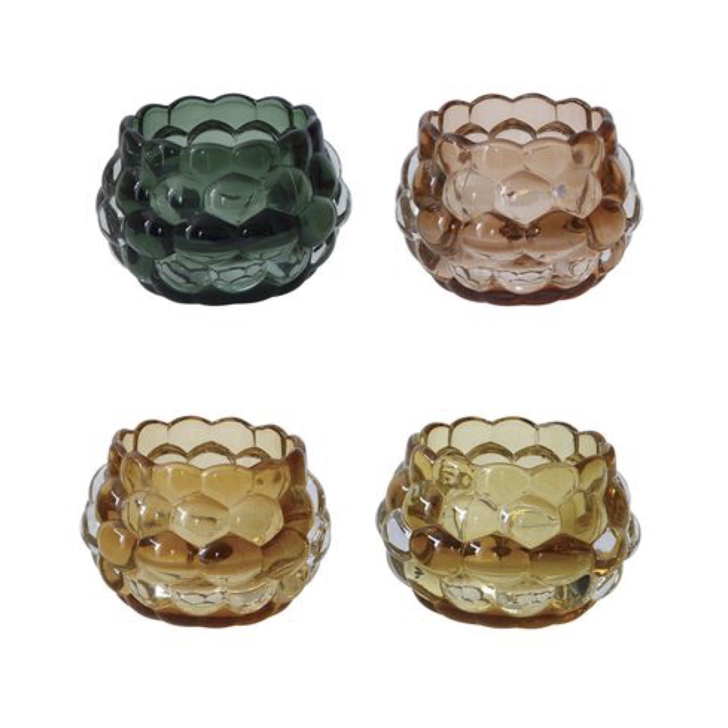 """Mini Aged Stone Pots 4""""  20 Available / $4 ea."""
