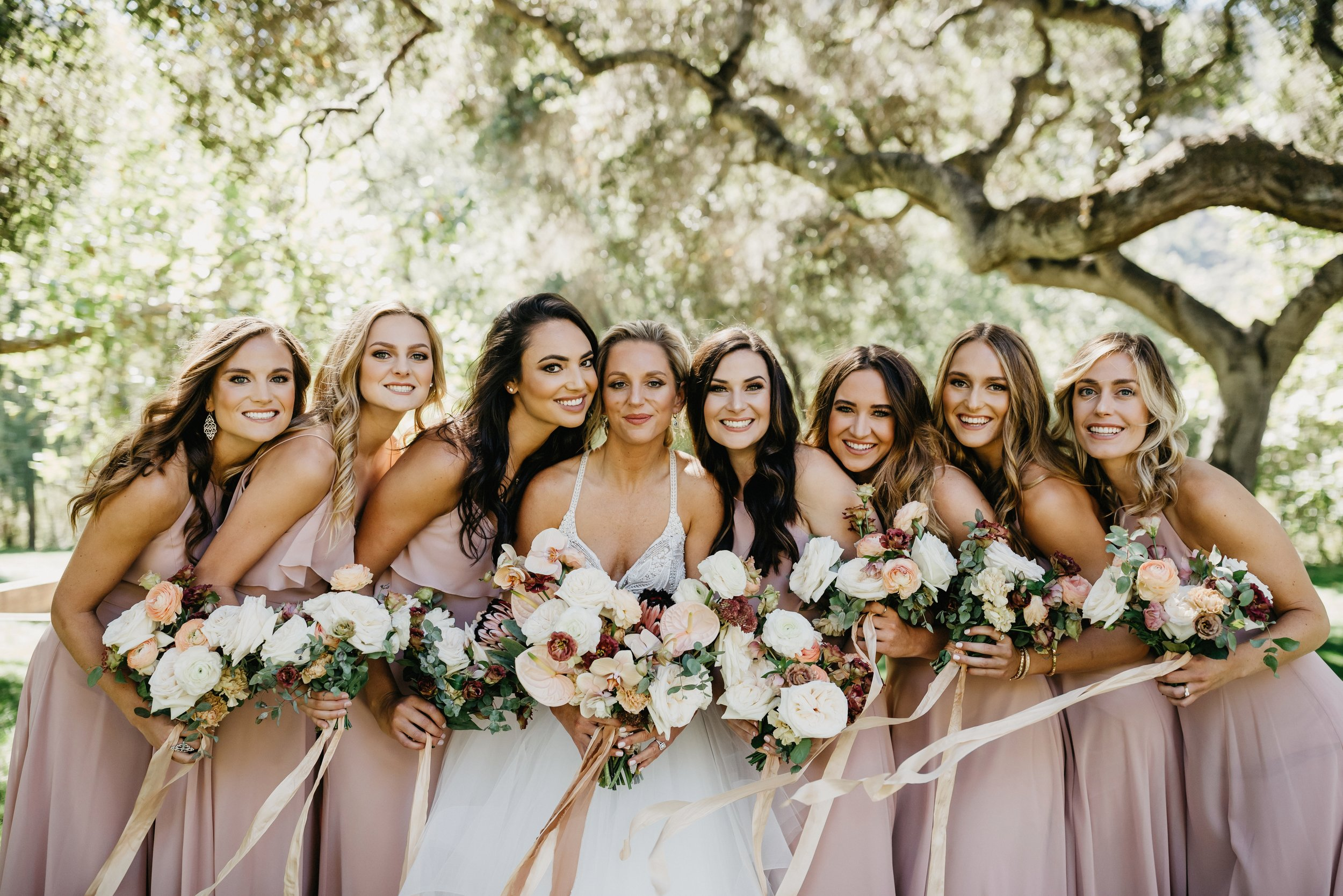 Carmel Valley California Wedding Florist