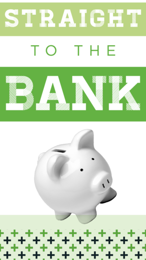Straight to the Bank   , the Accounting Plus blog.