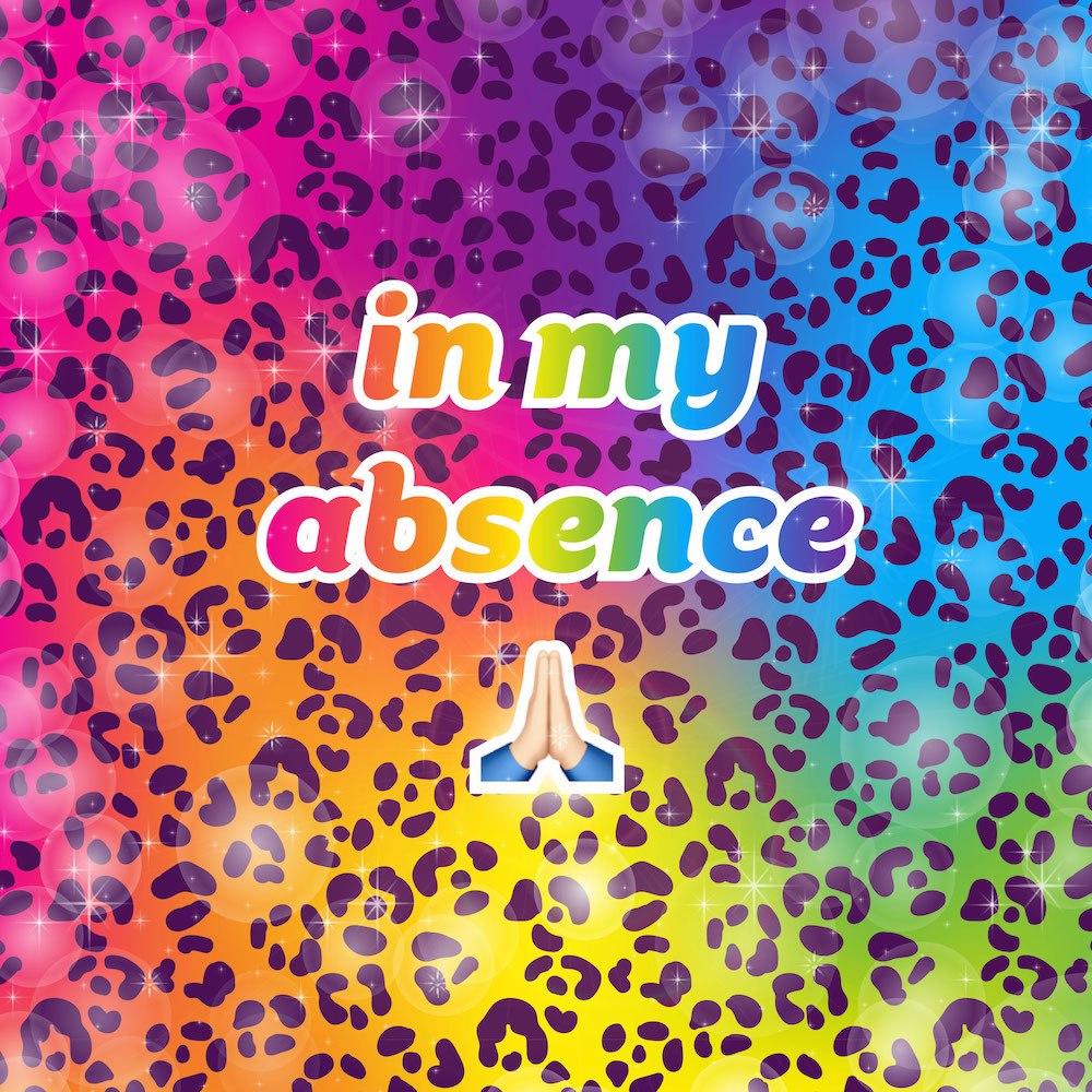 In My Absence [Prayer Hands]