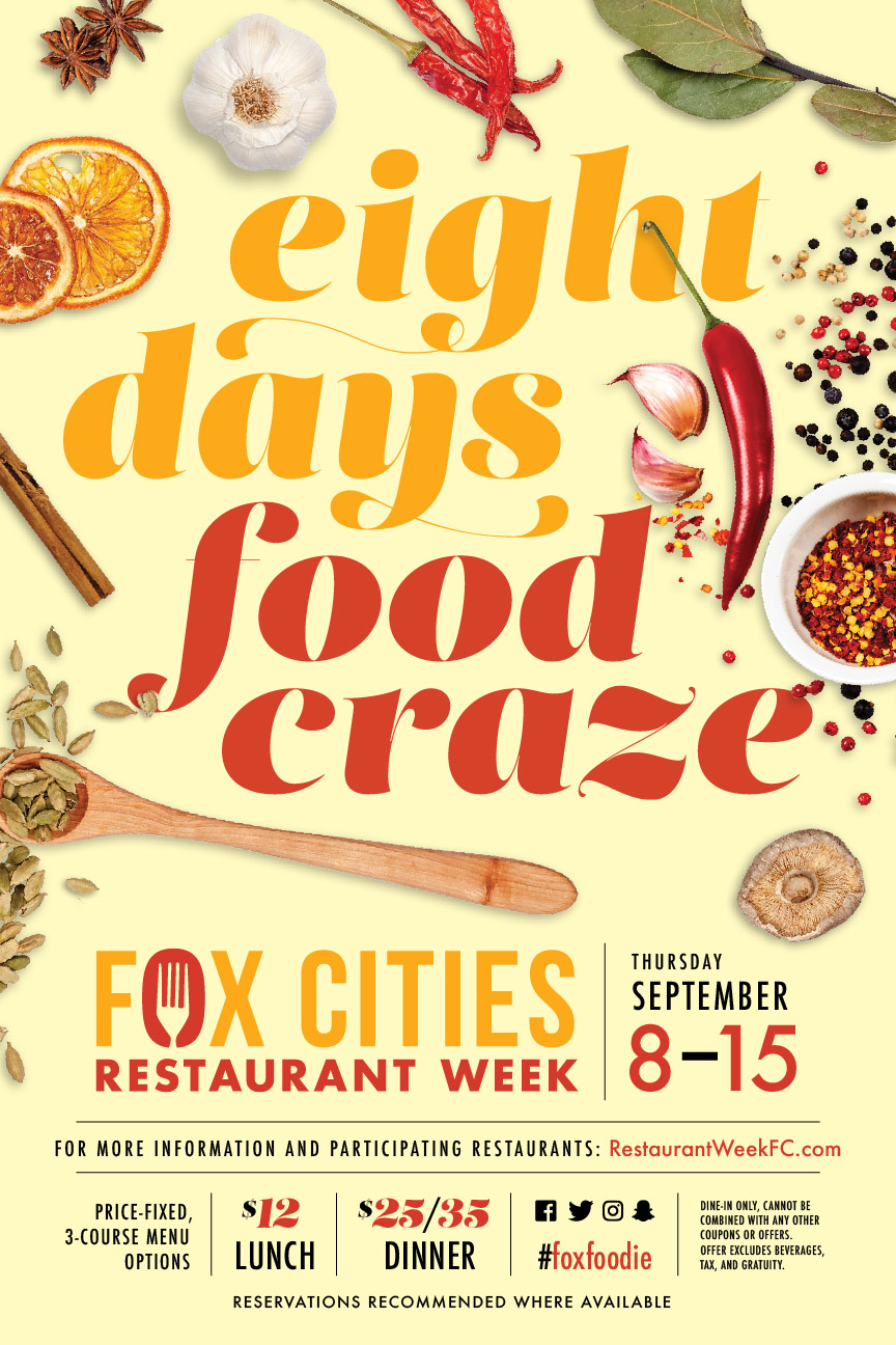 Eight Days Food Craze