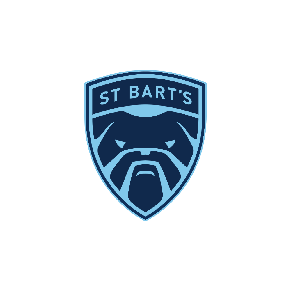St. Bart's Shield