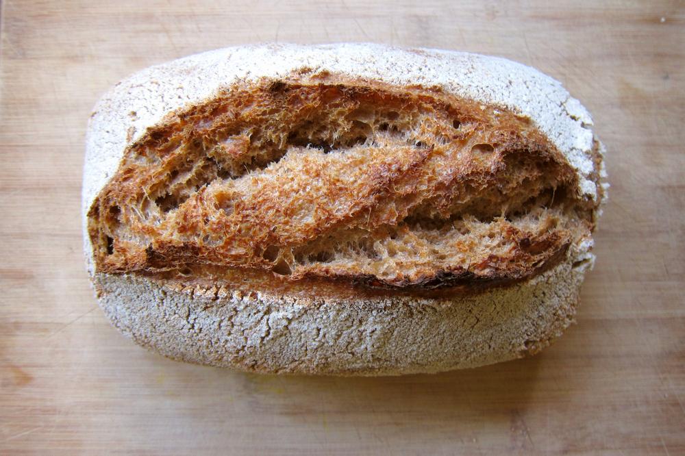Made with 100% sprouted spelt flour, this bread is extremely easy to digest, making it well suited for anyone with wheat or gluten sensitivity.  `Lorem ipsum dolor sit amet, debet nobis probatus eu pro, eam an audiam pertinax. Equidem offendit similique ut ius. Quo lucilius appellantur at, vix ei saperet concludaturque. Accumsan constituam ut mel. Tale inani nec an, vero doming usu ut.  Amet vidit his ex, mei vitae consul dissentiunt ut. Alia illud etiam qui et. Et quas inermis cum, ei ius suavitate interpretaris, ne nec magna fabulas mediocrem. His in liber semper. Causae omittam disputationi at vim, ad sed sadipscing contentiones. Malis populo adipisci ea mea, no regione salutatus nec, et dicit temporibus eam.