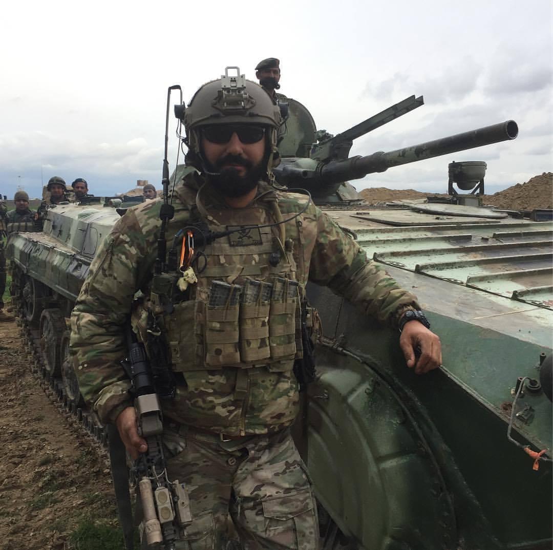 Iraq Veteran Marmot Approach Jacket