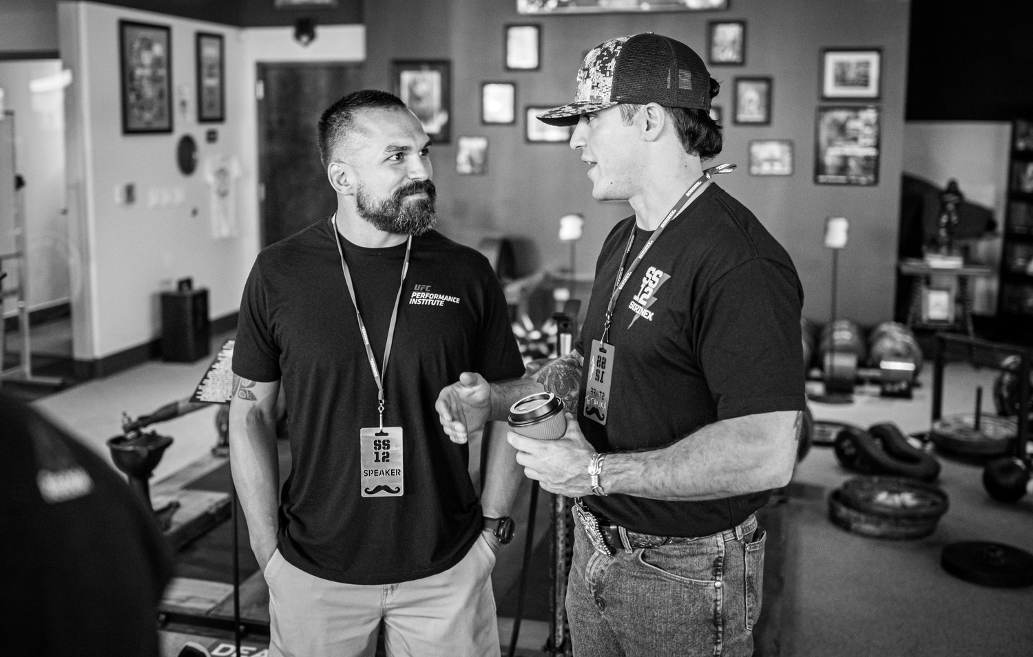 Brady speaks with Bo Sandoval, a Summer Strong 12 Guest Speaker and Director of Strength and Conditioning at the UFC Performance Institute.