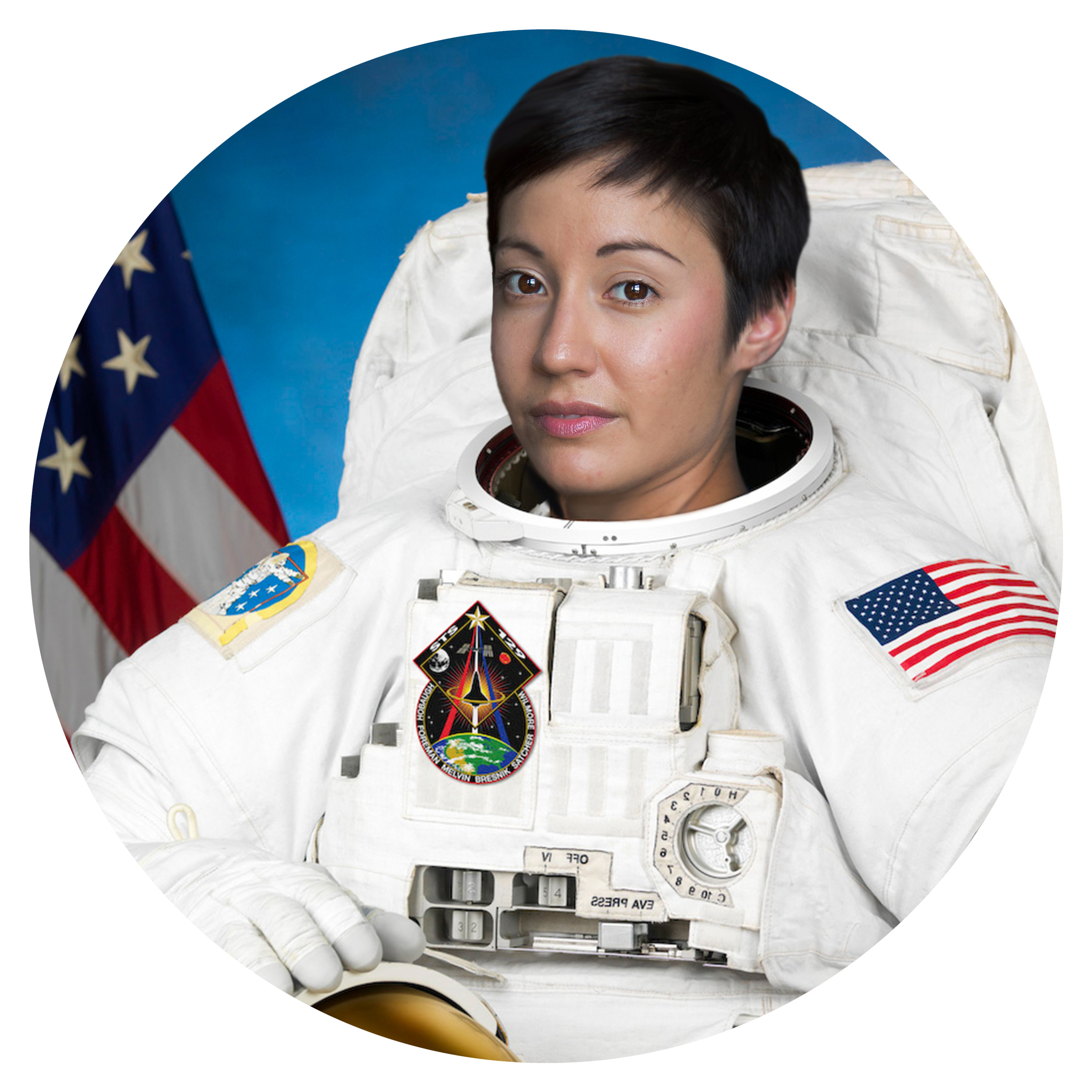 Adele Rylands joined our team as Eden, an astronaut more comfortable in Zero G than on Earth. Adele is a stunt actor, fight director and actress based in New York. Her experience and energy brought the quirks of Eden to life. -