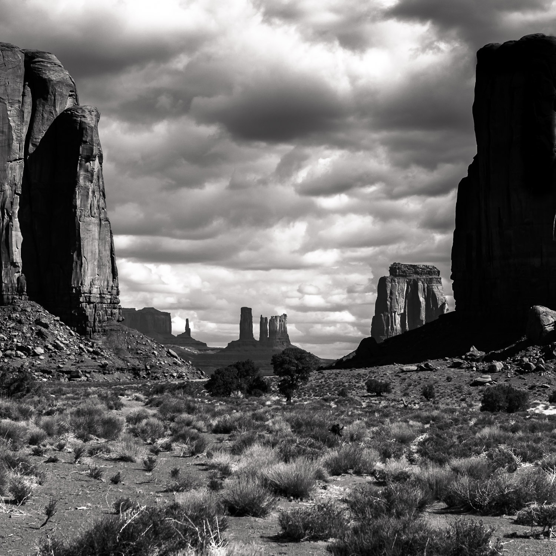 Tsé Bii' Ndzisgaii [2011] Monument Valley, UT, USA