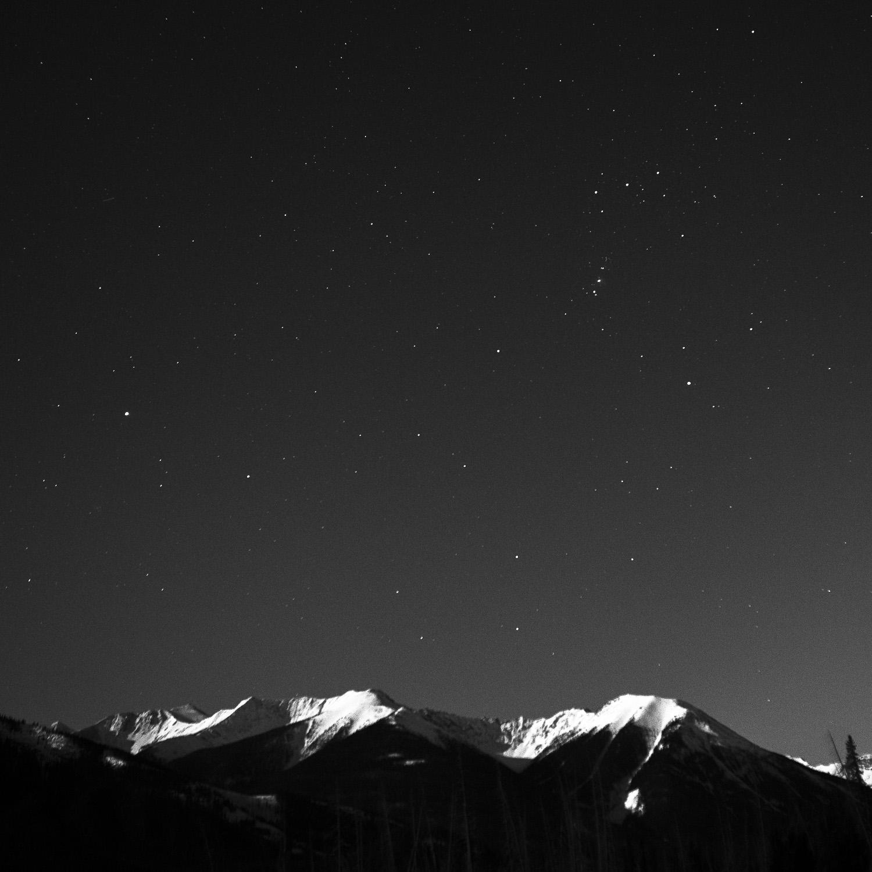 Orion [2013] Banff NP, AB, Canada