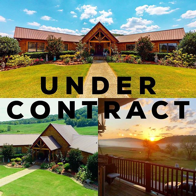 """I met my buyer at a GIG. They called me two weeks later and said, """"do you remember me? I want to buy a farm in Tennessee."""" A month later we are #undercontract on a 14 acre piece of Tennessee paradise.  I have really enjoyed negotiating and keeping both parties at the table.  My grandfather always told me, """"it doesn't  cost anything to be nice,"""" and it helped bring this deal to contract. If you are at all interested in owning a farm in Middle Tennessee, gimme a ring. I am now familiar with most of the areas, and how to buy large off market parcels of land. This is fun. More to come #realestate #nashville #auburntowntn #farm #logcabin #nashvillerealtor #nashvillerealestate #tennessee"""