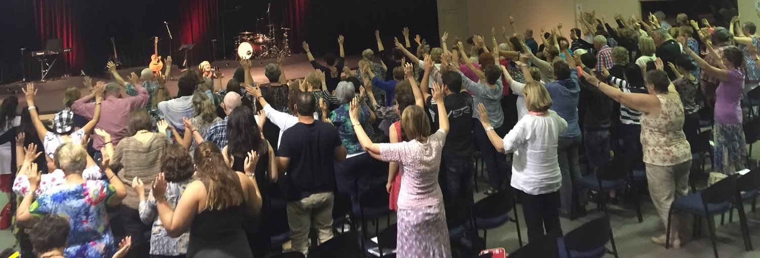 Meeting with God in Worship