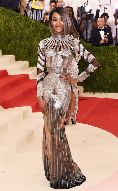 Jourdan Dunn in Balmain