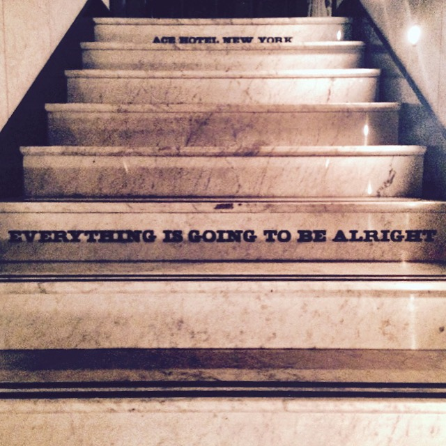 Step inside the Ace Hotel...